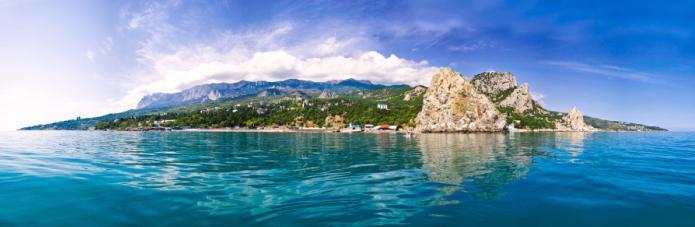 gdje je bolje živjeti na crnomorskoj obali Rusije