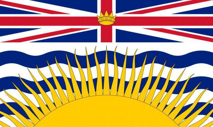 Britanci Columbia