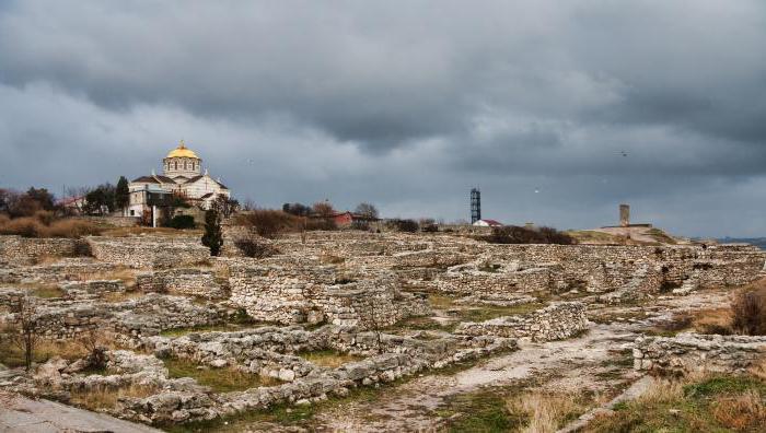 Chersonesos gdje se nalazi