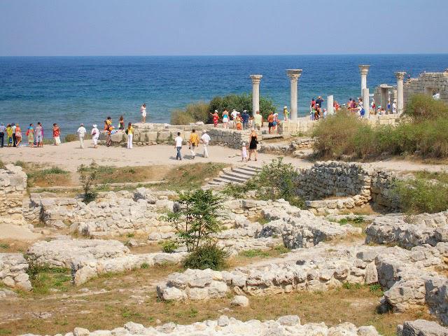 Adresa Chersonesos u Sevastopolj