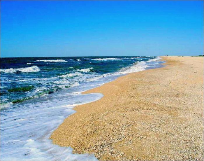 gdzie morze jest czystsze na terytorium Krasnodaru w sierpniu
