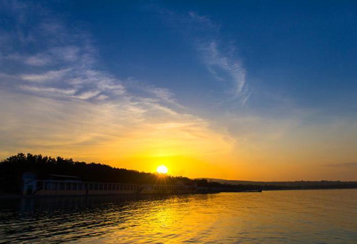 Vrijeme na moru Krasnodar region