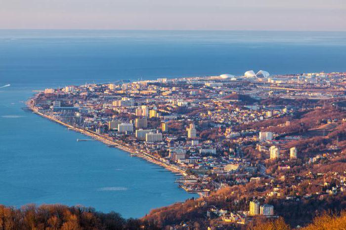 gdzie morze jest czystsze na terytorium Krasnodaru lub na Krymie