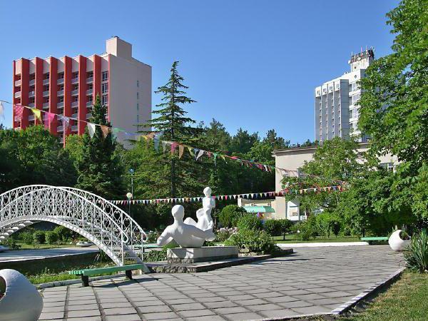 riposare in Divnomorsk in agosto