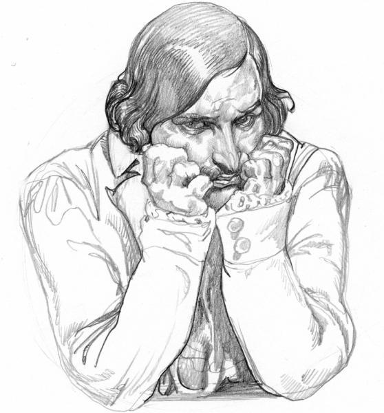 kjer je pokopan Gogol v katerem mestu