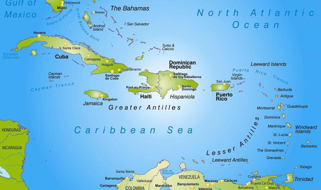 Jamajka na karti