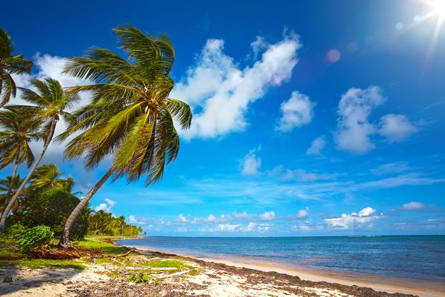 Plaža na Jamajci