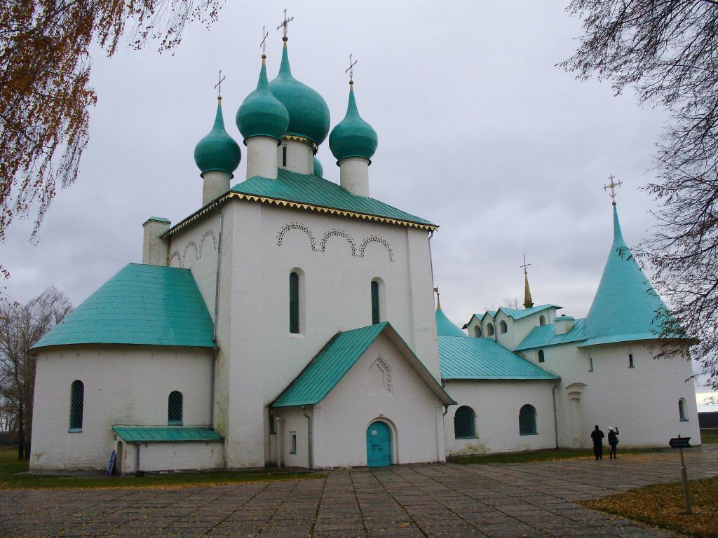 Kostel sv. Sergia z Radoněje