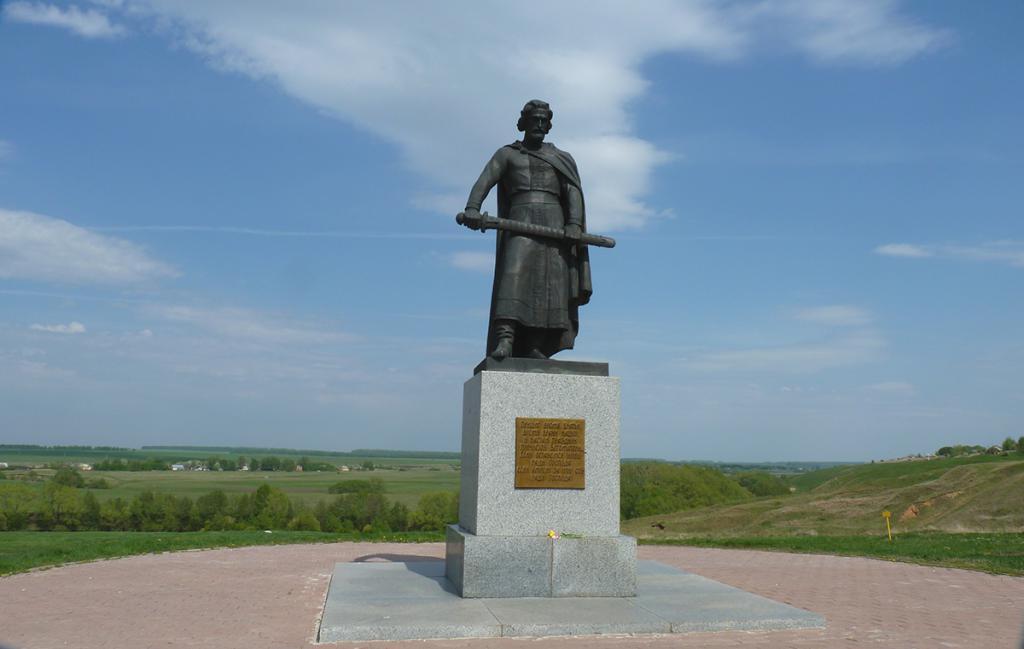 Památník Dmitrije Donskoyho na poli Kulikovo pole