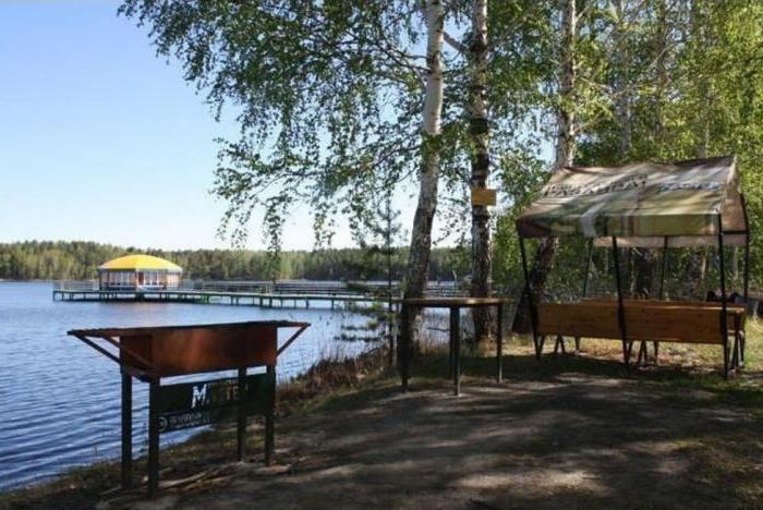 Jezero Alabuga u Čeljabinsku