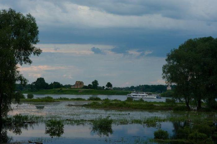 Dov'è il lago Ilmen nella regione di Volgograd