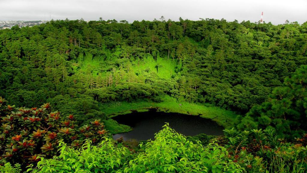 Cratere di Trou-o-Surf