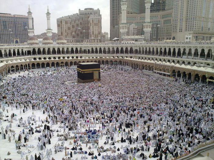 Mecca Saudova Arabija podrobne informacije