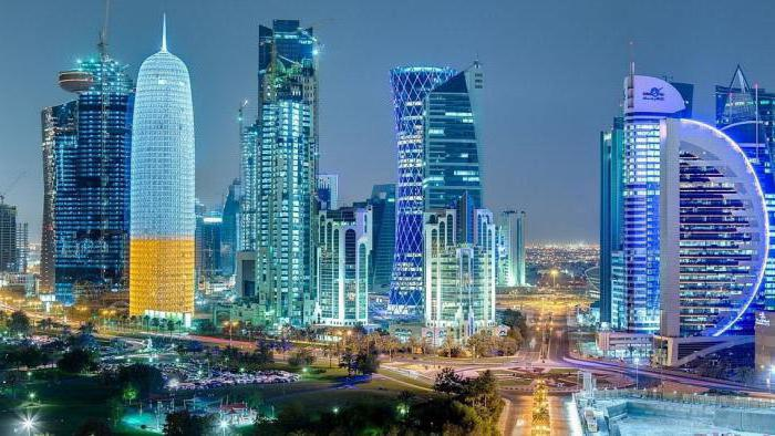 Doha Qatar dov'è