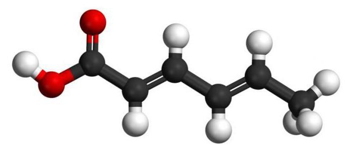 L'acido sorbico è dannoso
