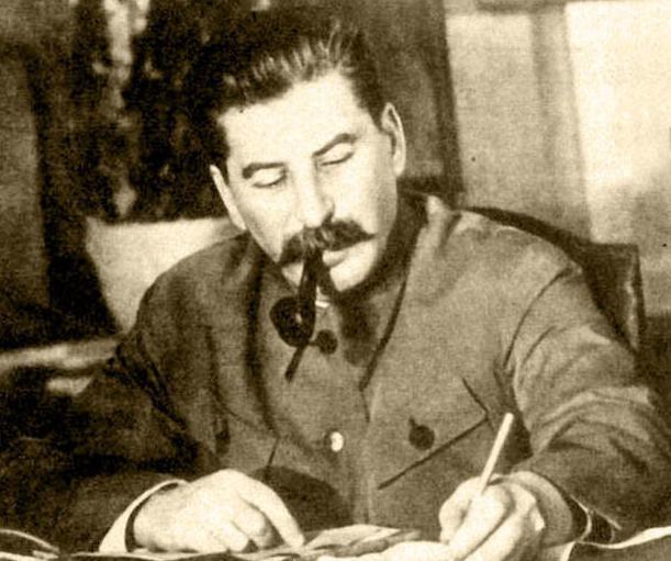 где је Стаљин закопана фотографија