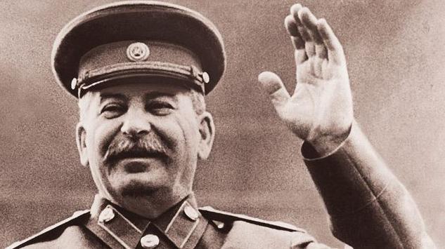 где је сахрањен Јосиф Стаљин