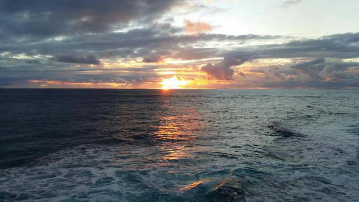 Gdzie jest Ocean Atlantycki