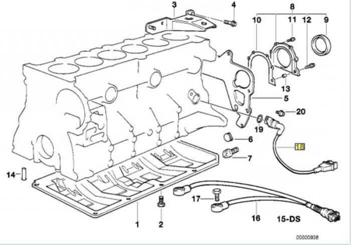 come controllare il sensore dell'albero motore