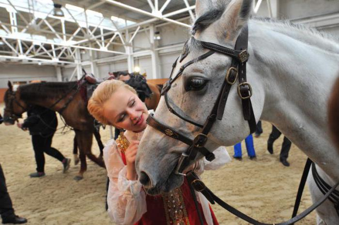indirizzo Izmailovo del club dei cavalli