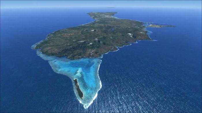 dov'è l'isola del guam