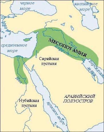 Mezopotamska nižina