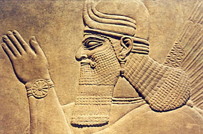 lokacija Mezopotamska nižina