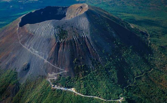 Vesuvius, v kateri državi