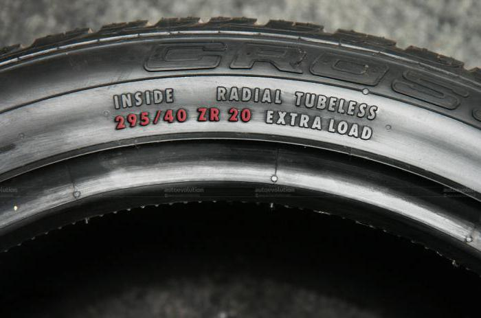 oznaka godine gume