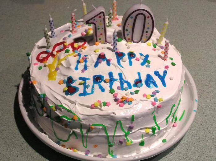 gdzie świętować narodziny dziecka 10 lat