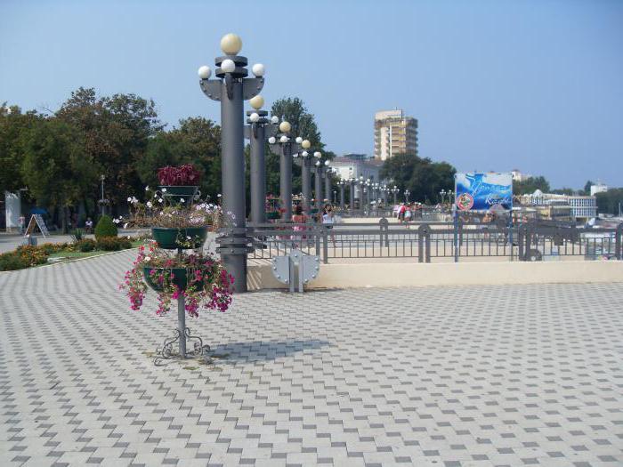 Anapa pláže