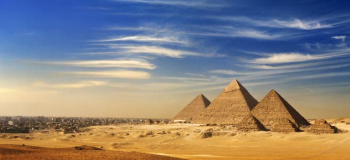 vacanza in Egitto ad aprile