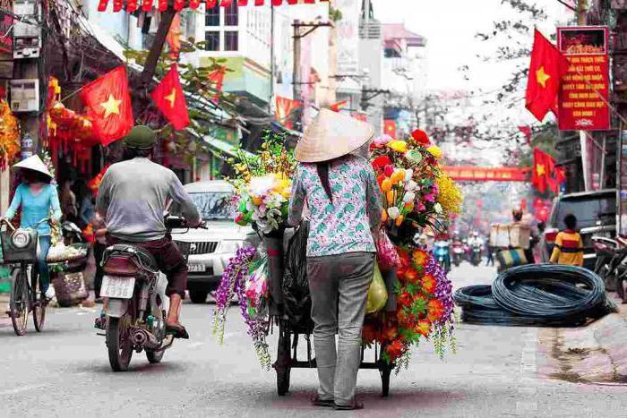 a che ora dell'anno rilassarsi in vietnam