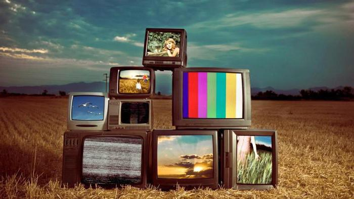 kje najeti staro televizijo za denar