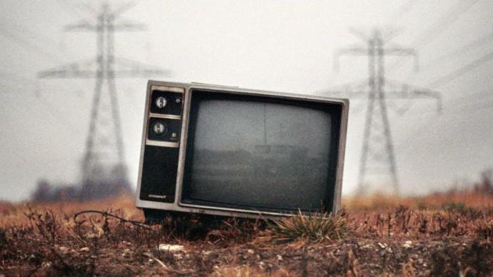 nakup starih televizorjev