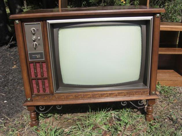 kje postaviti stari tv