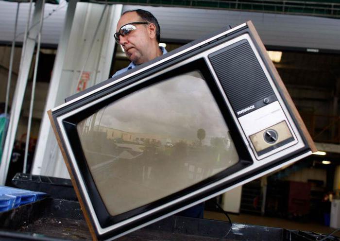 размена старе телевизије за нове