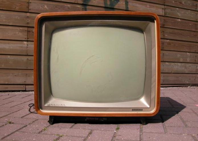 stari tv za dele