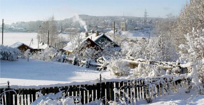 kde si můžete odpočinout v zimě v Rusku