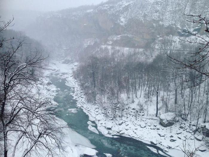 kde si můžete odpočinout s dítětem v zimě v Rusku