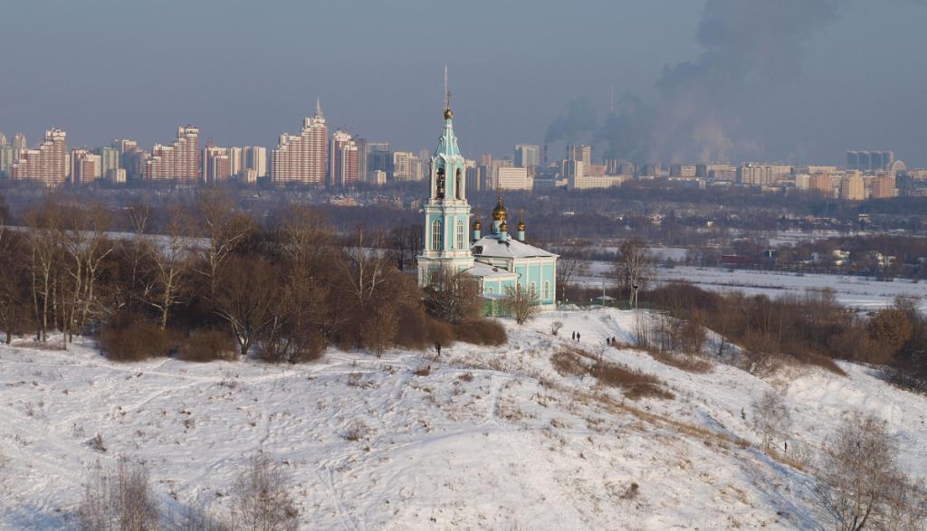 Где возити тубу у Москви?