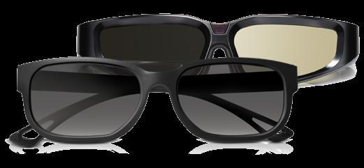 quali occhiali 3d sono migliori
