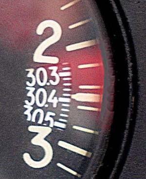 Wpływ ciśnienia atmosferycznego na ludzi