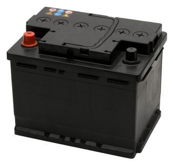 selezione della batteria per auto