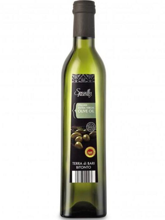 """Olio d'oliva """"extra vergine"""""""
