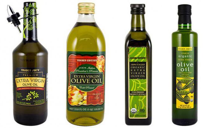 Marchi di olio d'oliva