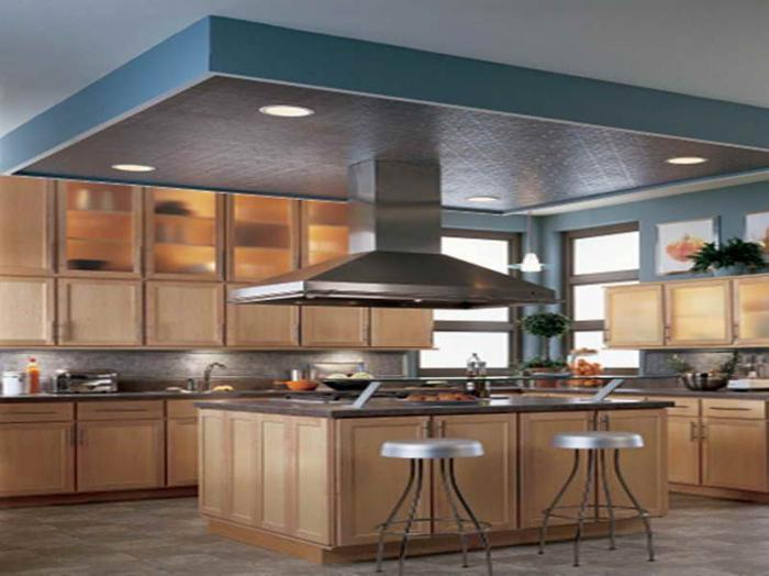 który sufit lepiej zrobić w kuchni