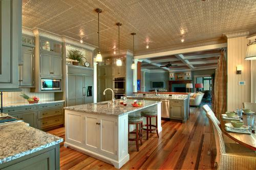 plastikowe sufity w kuchni