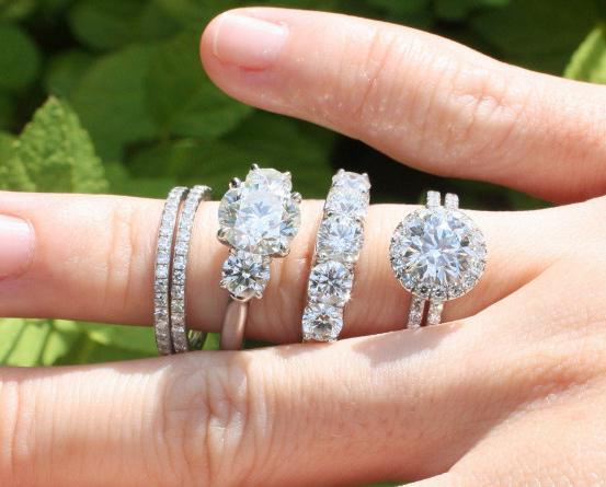 Vjenčano prstenje fotografija