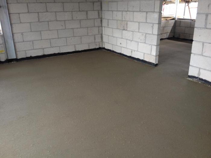 quale pavimento è meglio fare nell'appartamento